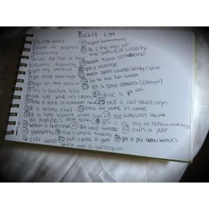 Lola's Bucket List